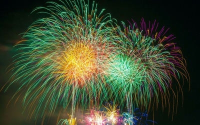 image for Thunderstorms and Fireworks